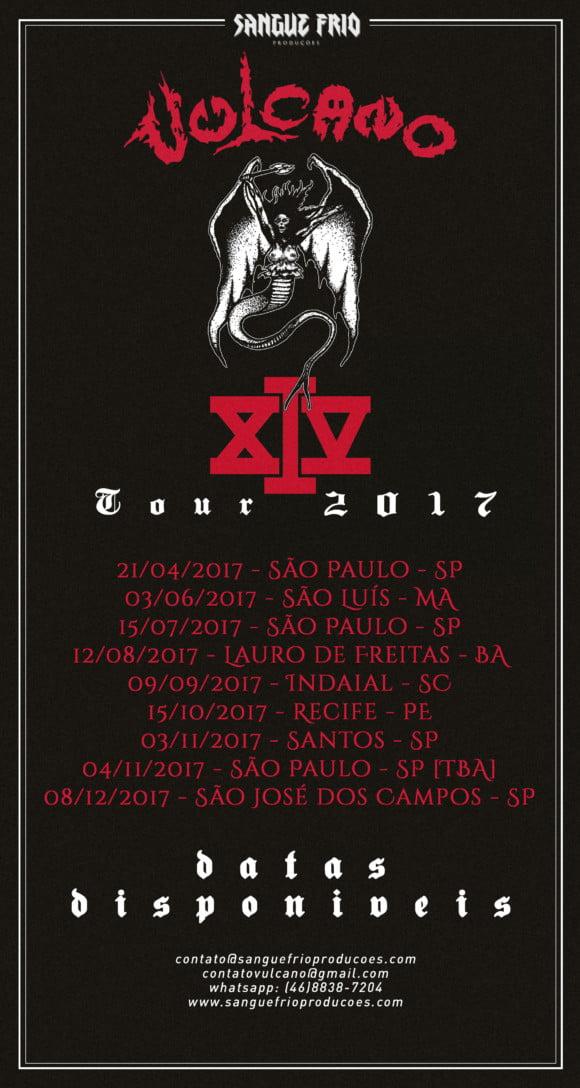 XIV Tour 2017