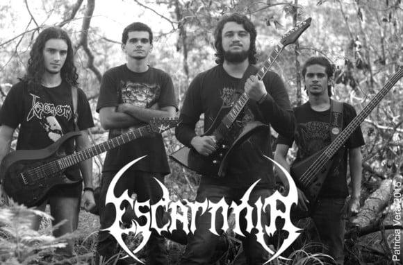 Escarnnia – Ismael Santana