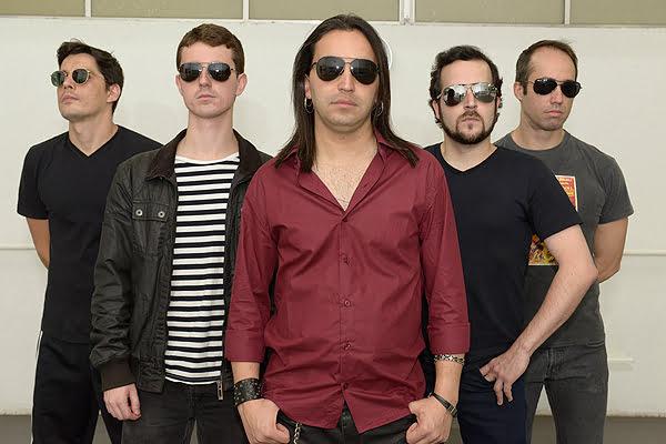 Freaky Jelly: banda grava participação no programa Rock On