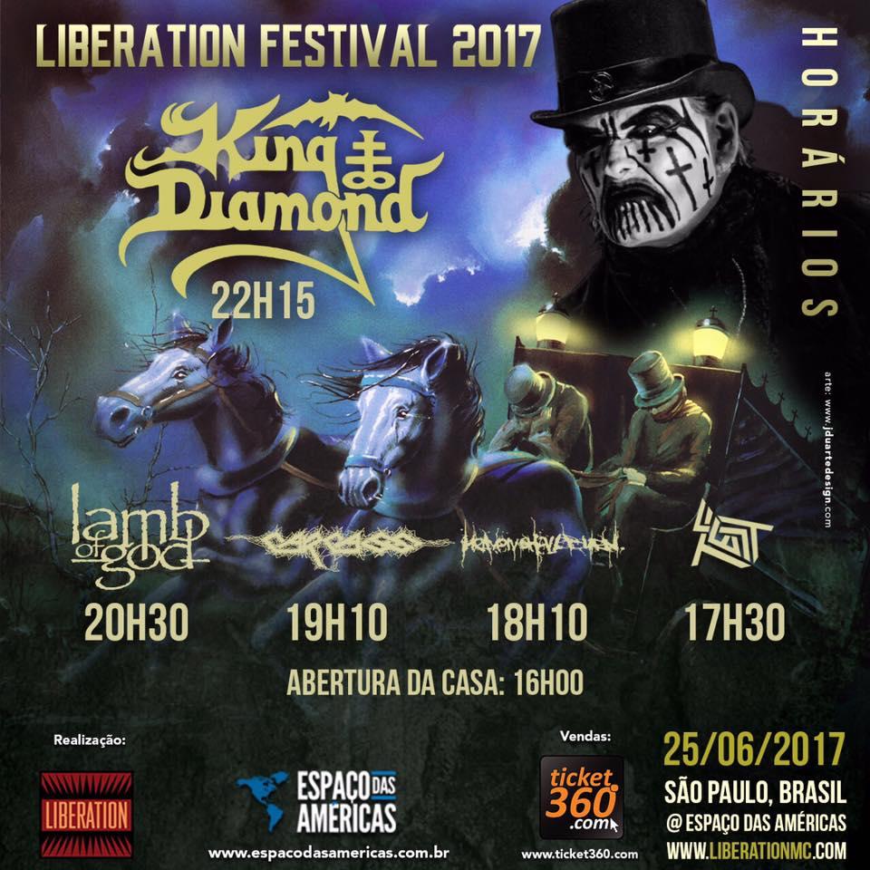 Liberation Festival 2017