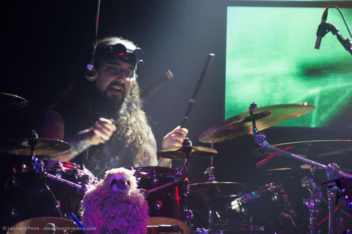 Mike Portnoy: de volta ao Brasil em outubro, com seu projeto solo