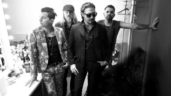 Rival Sons assina contrato com a gravadora Atlantic Records