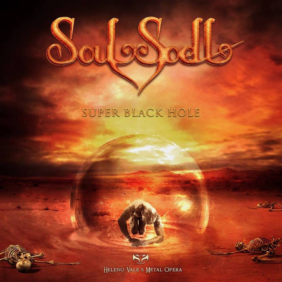 "Soulspell: assista novo videoclipe de ""Super Black Hole"""