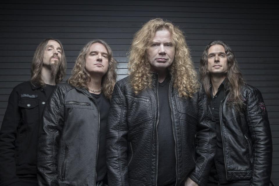 Megadeth: banda anuncia show em São Paulo, no Espaço das Américas