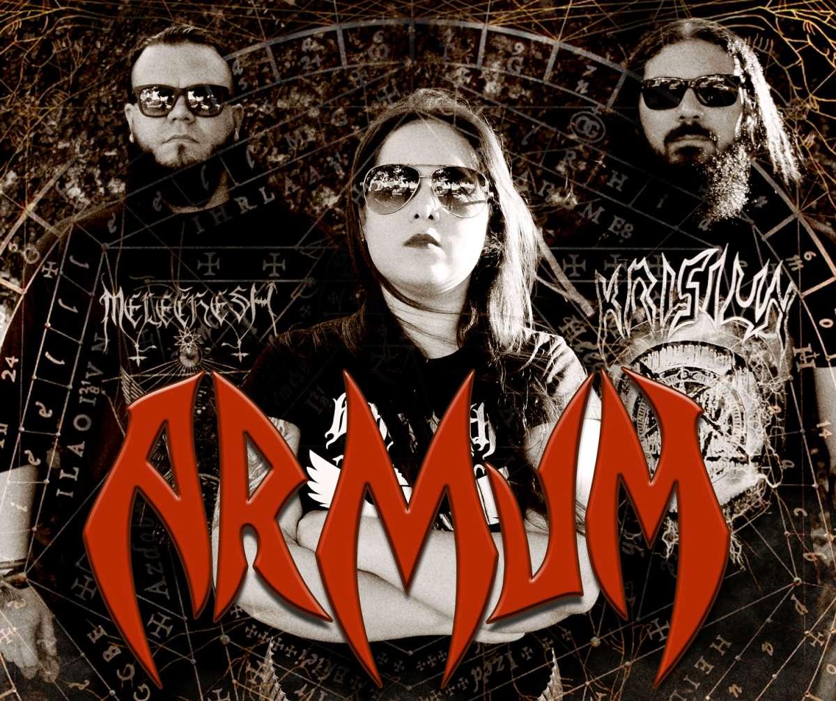 "Read more about the article Armum: Banda apresenta a ""Infernal Domain Tour 2017"", confira!"