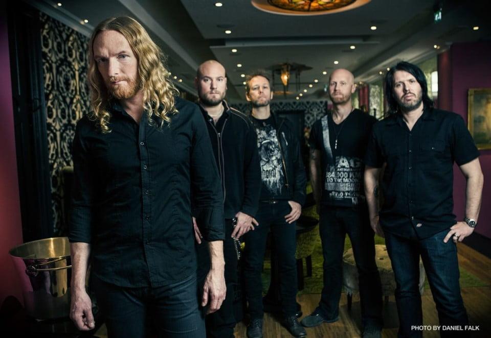 Dark Tranquillity: banda confirma todas as datas de nova tour pela América Latina