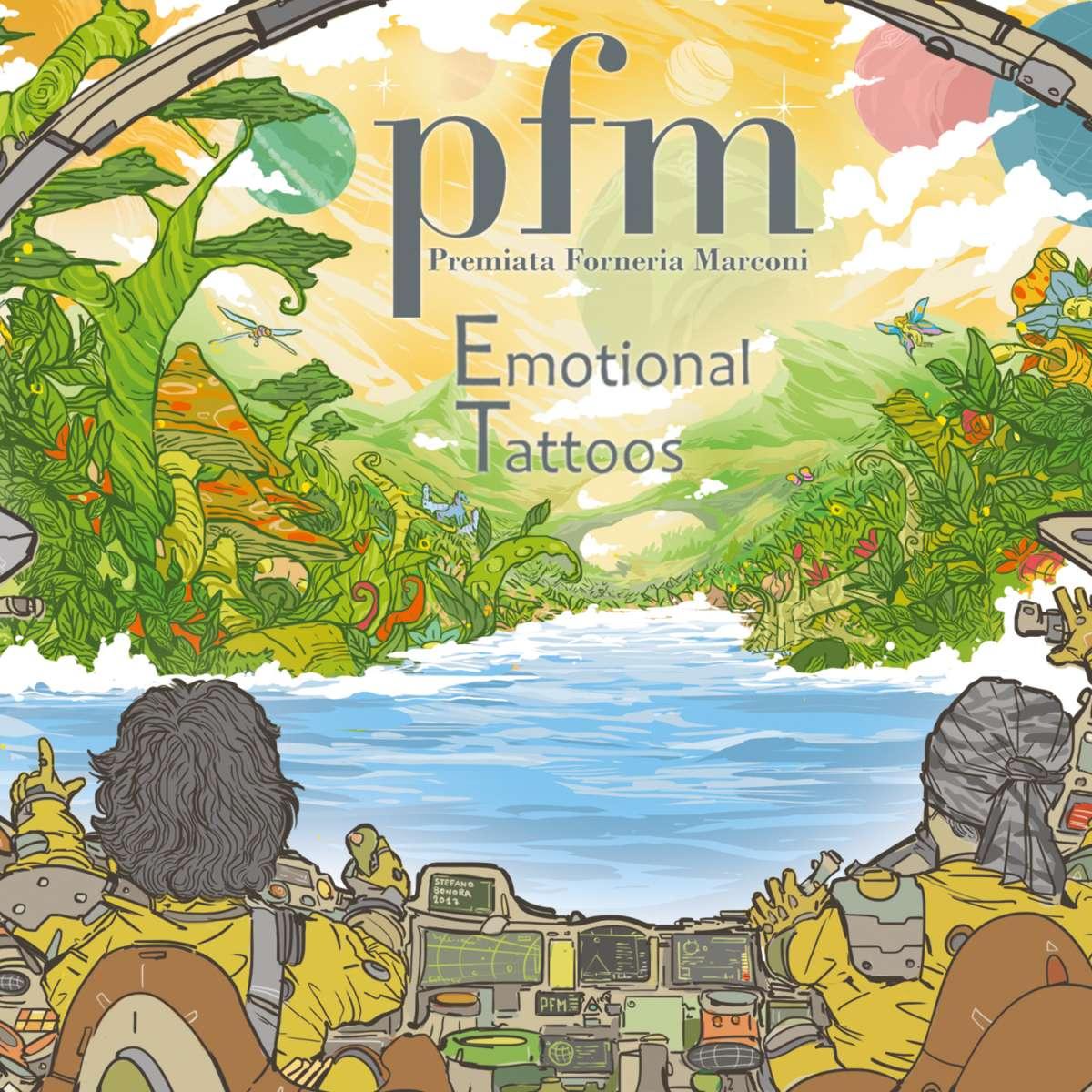 Read more about the article Premiata Forneria Marconi: lançamento do novo álbum no Brasil pela Hellion Records