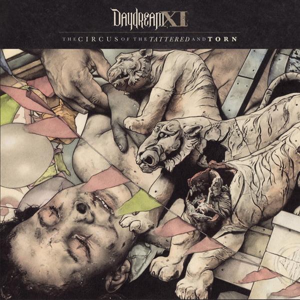 "Daydream XI: ""The Circus Of The Tattered And Torn"" será distribuído pela Hellion Records no Brasil com exclusividade"