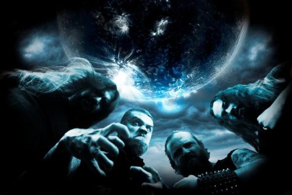 """Warshipper: banda divulga a capa do novo álbum intitulado """"Black Sun"""""""