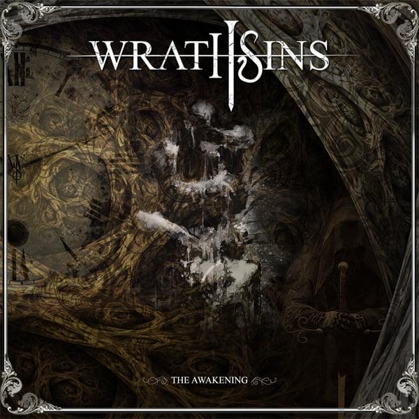 """Read more about the article Wrath Sins: banda portuguesa divulga capa e conceito de novo álbum """"The Awakening"""""""