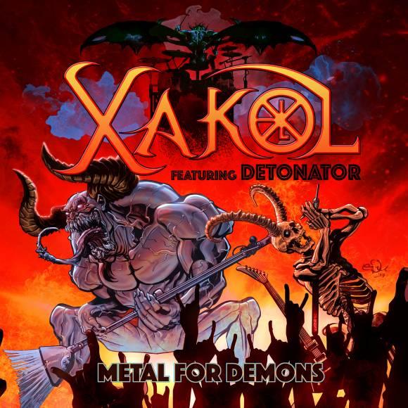 Xakol – Metal For Demons
