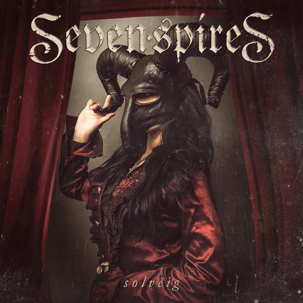 Seven Spires: vocalista Adrienne Cowan envia mensagem para os fãs brasileiros