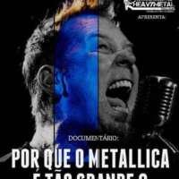 """Documentário: """"Por que o Metallica é tão grande?"""""""