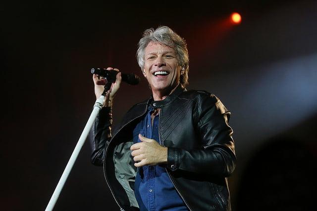 Bon Jovi   Foto: Ricardo Matsukawa / Mercury Concerts