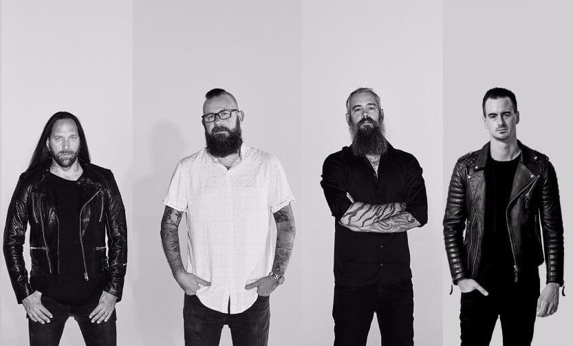 Read more about the article In Flames: banda inicia hoje longa turnê pela América Latina