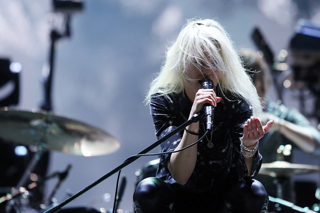 The Kills   Foto: Ricardo Matsukawa / Mercury Concerts