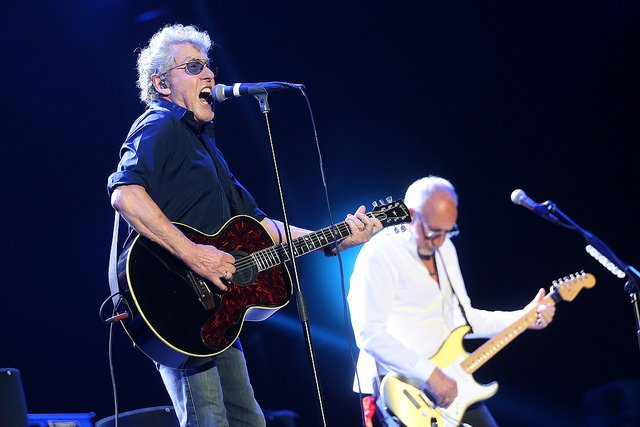 The Who | Foto: Ricardo Matsukawa / Mercury Concerts