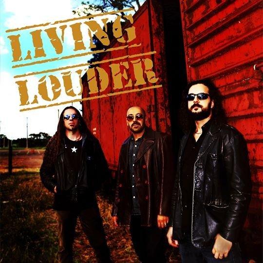 Living Louder – Living Louder