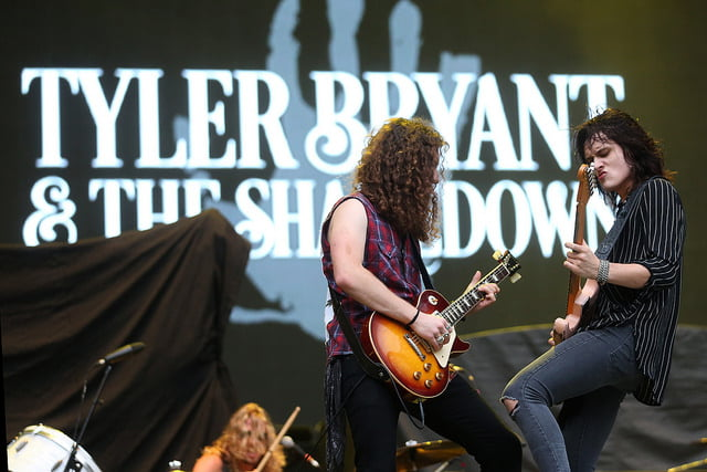 Tyler Bryant & The Shakedown | Foto: Ricardo Matsukawa / Mercury Concerts