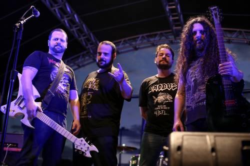 Gammoth: banda anuncia pausa por tempo indeterminado