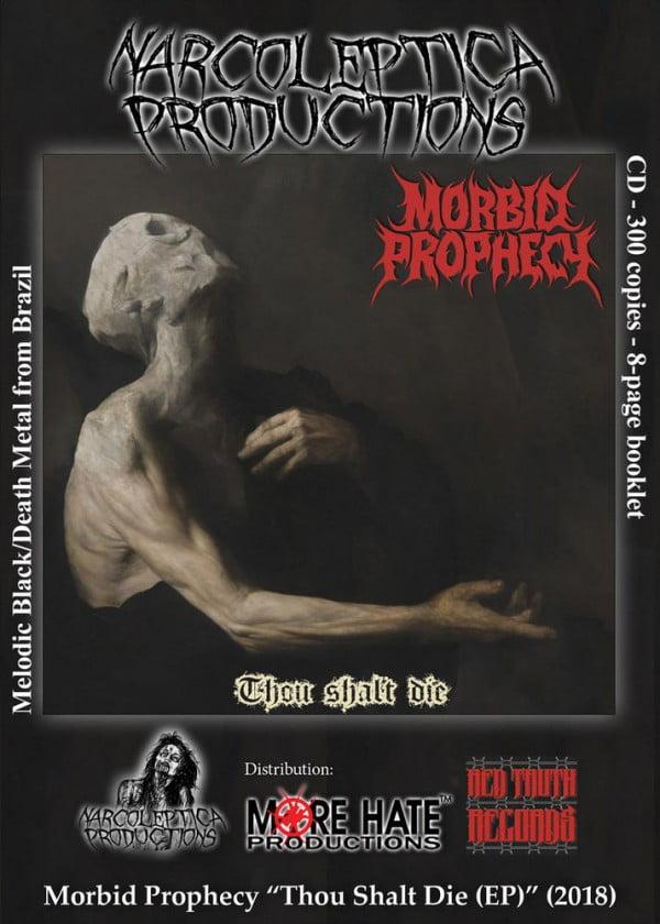 Read more about the article Morbid Prophecy: primeiro trabalho será lançado na Europa