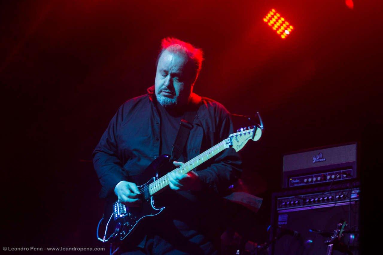 Steve Rothery Band – 06/12/2017 – São Paulo
