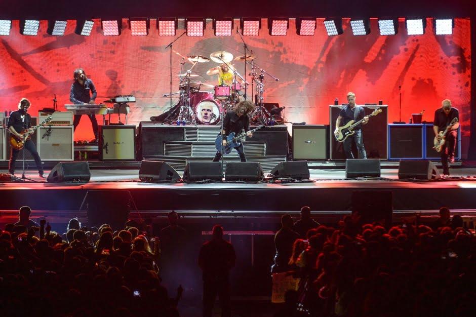 Foo Fighters e Queens of The Stone Age: confira serviço completo dos shows no Brasil