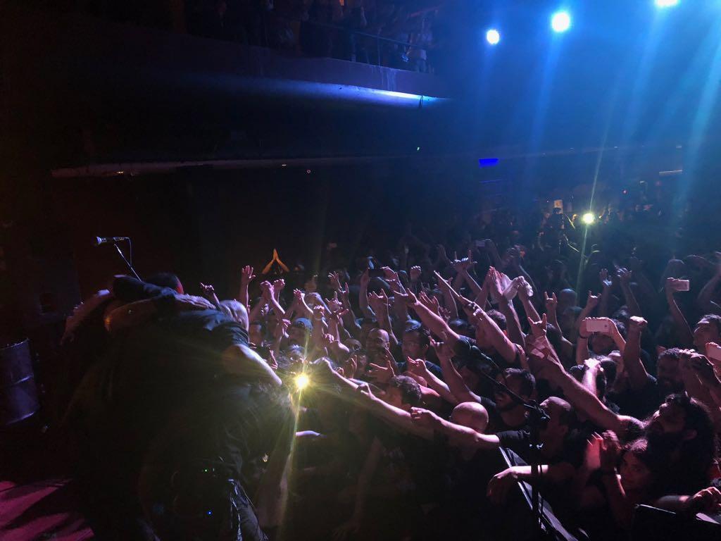 Rage – 04/02/2018 – São Paulo