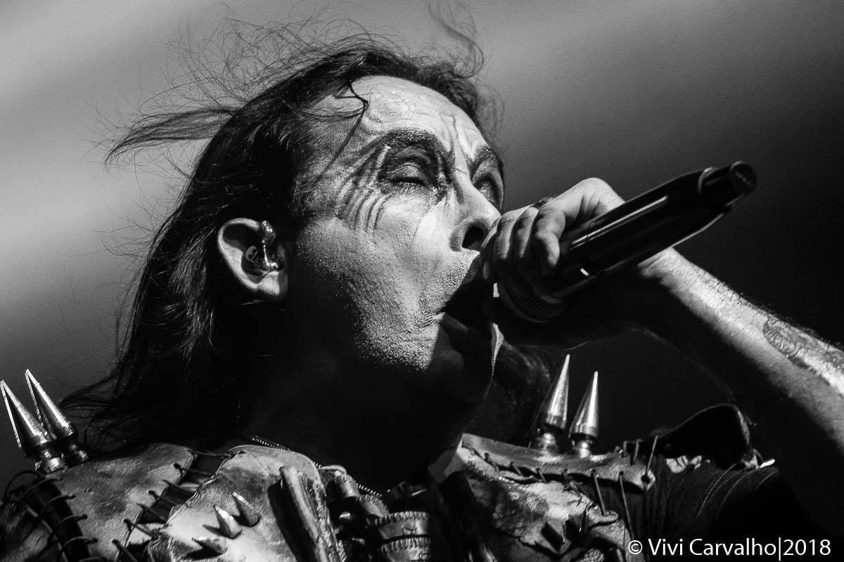 Cradle of Filth – 23/03/2018 – São Paulo/SP