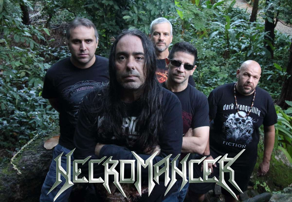 Necromancer: Banda divulga novo lyric vídeo, assista agora!