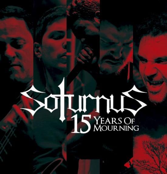 Soturnus – 15 Years Of Mourning