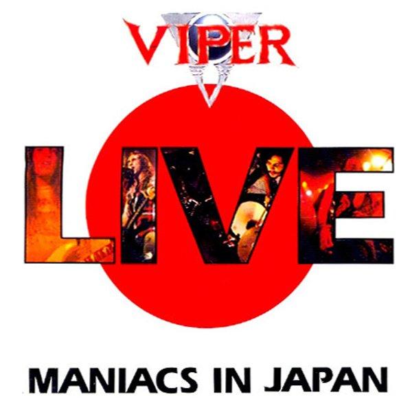 Viper Day 2018: Banda celebra 25 anos da turnê no Japão tocando o álbum 'VIPER LIVE – Maniacs in Japan' na íntegra