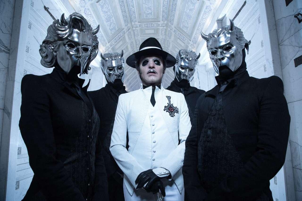 Read more about the article Ghost disponibiliza novo single e divulga data de lançamento do novo album
