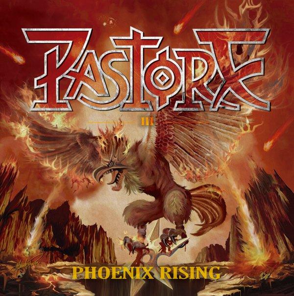 "Pastore: divulgado lyric vídeo da música ""Phoenix Rising"""