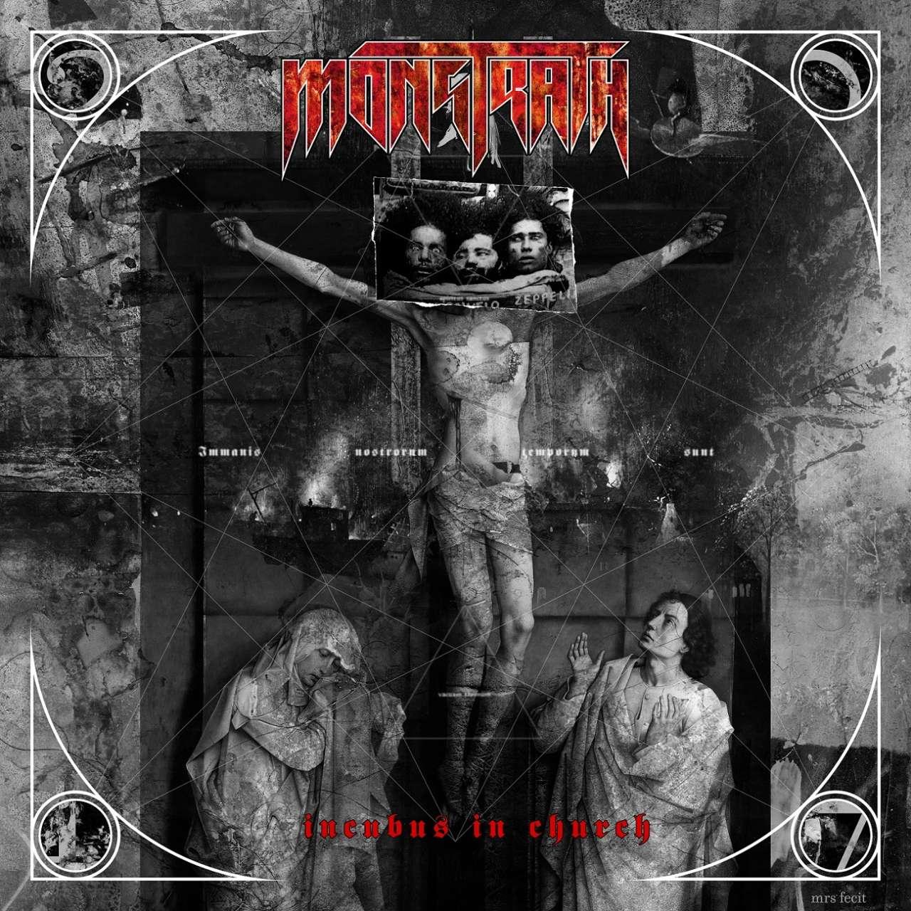 """Monstrath: Ouça agora o novo single """"Incubus In Church"""""""