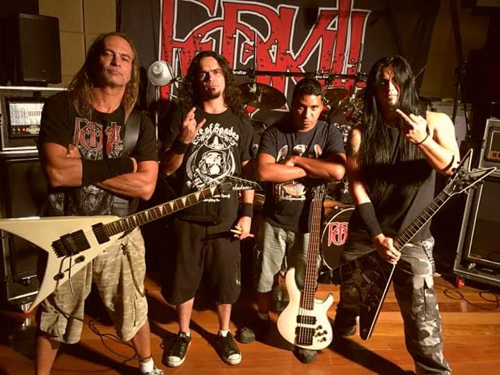 """Forkill: Confira as datas da turnê de promoção de """"The Sound of the Devil's Bell"""""""