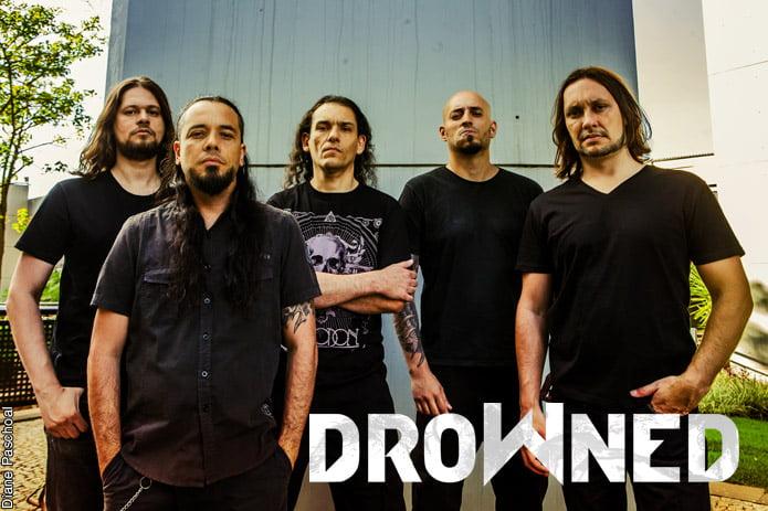Drowned: novo álbum também disponível para audição no YouTube