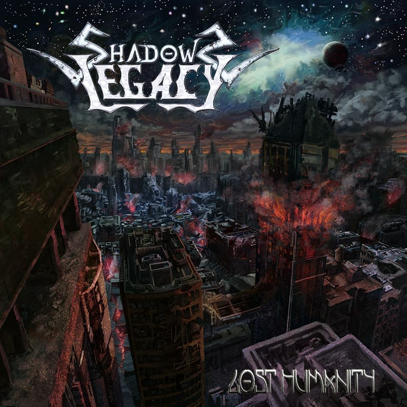 Shadows Legacy - Lost Humanity
