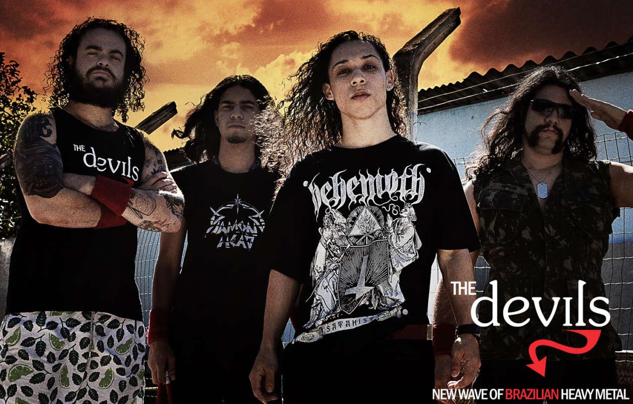 Entrevista – The Devils