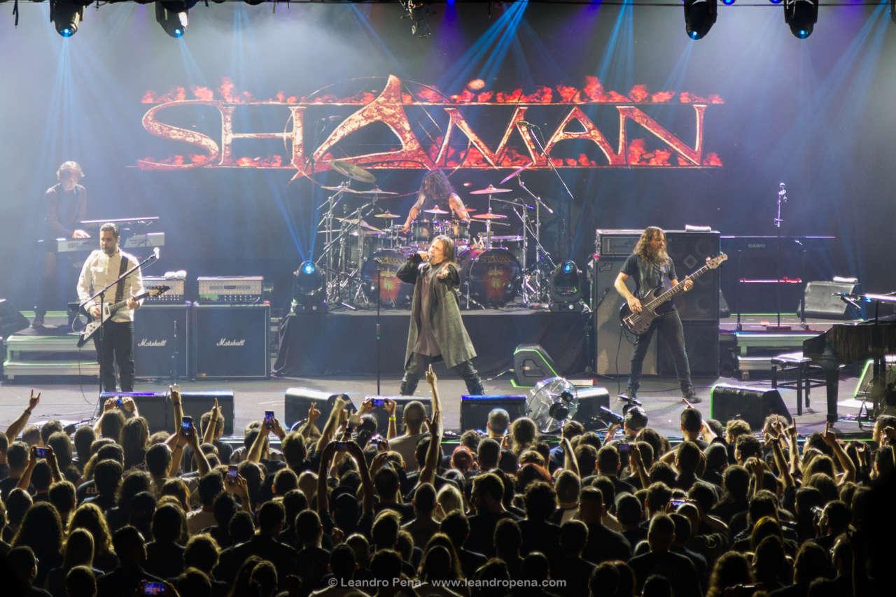 Shaman Reunion – 22/09/2018 – São Paulo