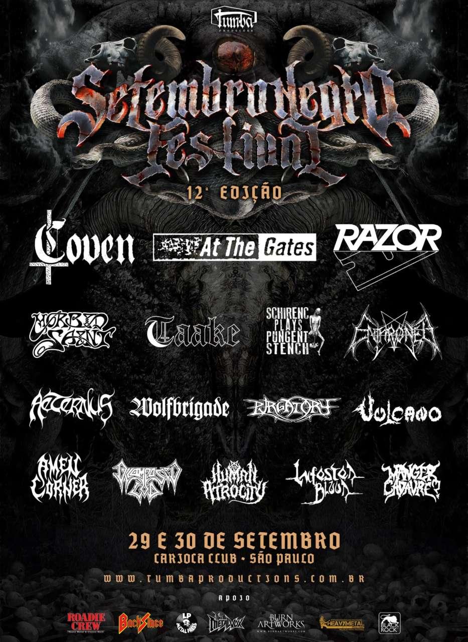 Setembro Negro Festival (2° dia) – 30/09/2018 – São Paulo