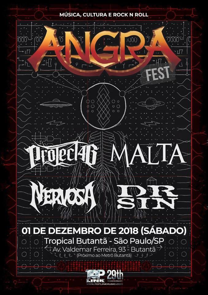 Read more about the article Angra Fest II revela os horários apresentações do evento deste sábado em São Paulo