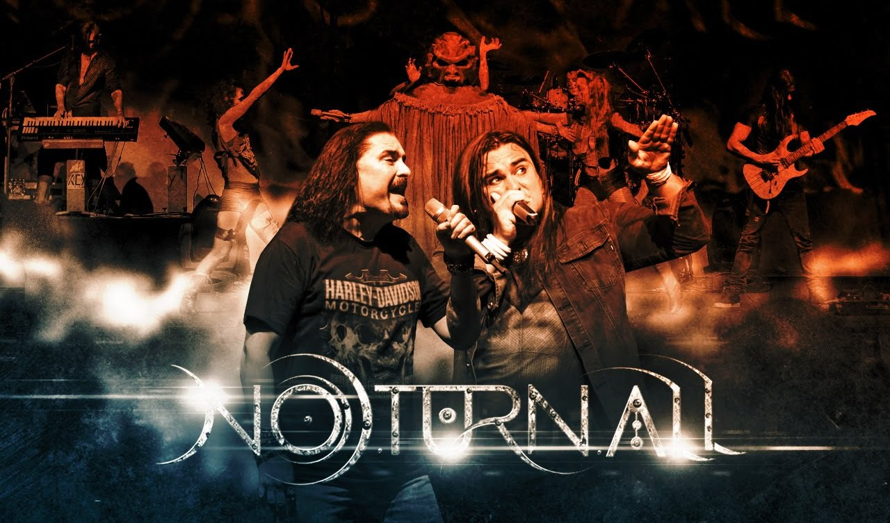"Noturnall surpreende e lança videoclipe de ""Hey!"" com participação de James Labrie do Dream Theater"