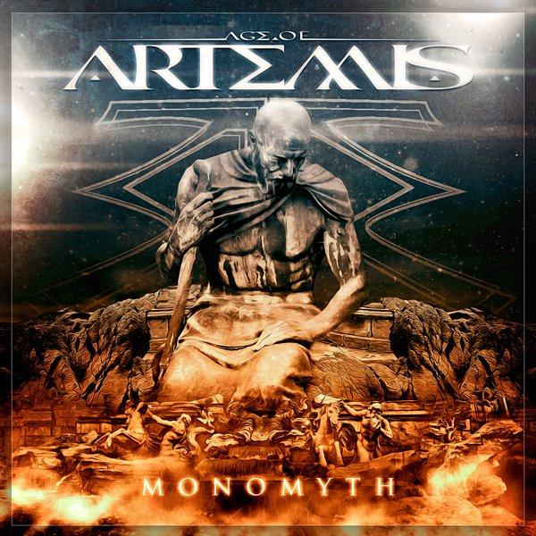 """Age of Artemis: Pré-Venda de novo álbum """"Monomyth"""" se encerra no dia 28 de Fevereiro"""