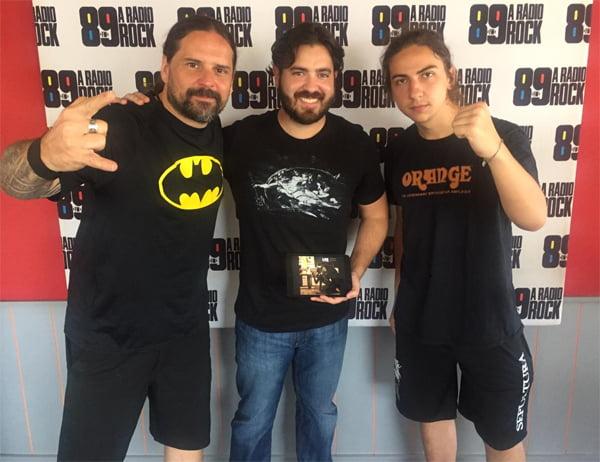 Read more about the article Lucas Ray Exp: Escute participação no programa Pegadas de Andreas Kisser da 89, 1 FM