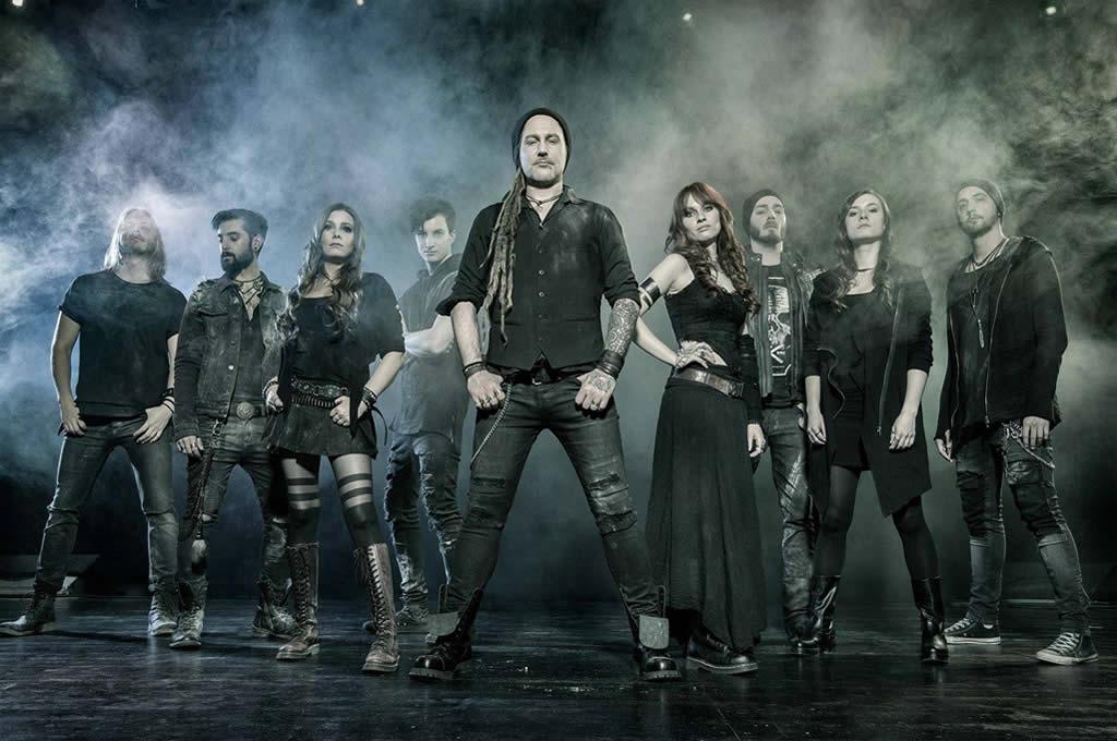 Read more about the article Eluveitie faz 4 shows no Brasil ao lado do Tuatha de Danann