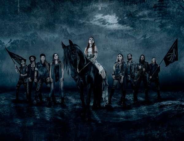 Eluveitie: banda confirma show no Rio de Janeiro nesta quarta-feira, 20