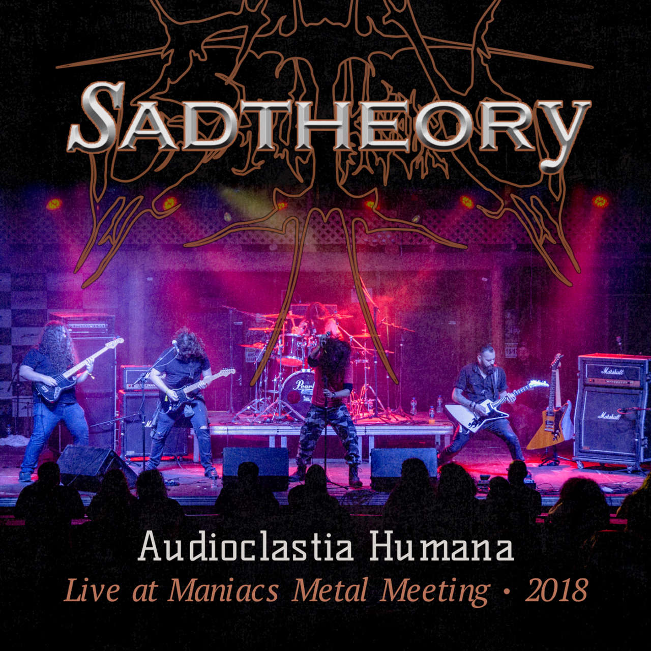 "Read more about the article SAD THEORY: Álbum ao vivo ""Audioclastia Humana"" está pronto e disponível, saiba como ouvir!"