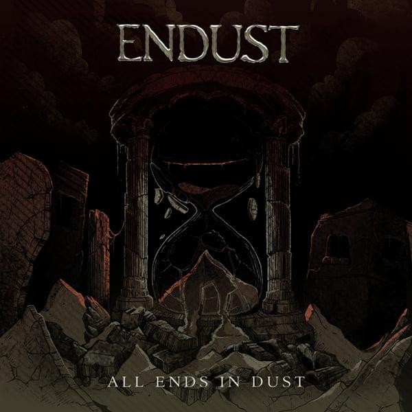 """Endust lança """"All Ends In Dust"""" em todas as plataformas digitais e no formato físico"""
