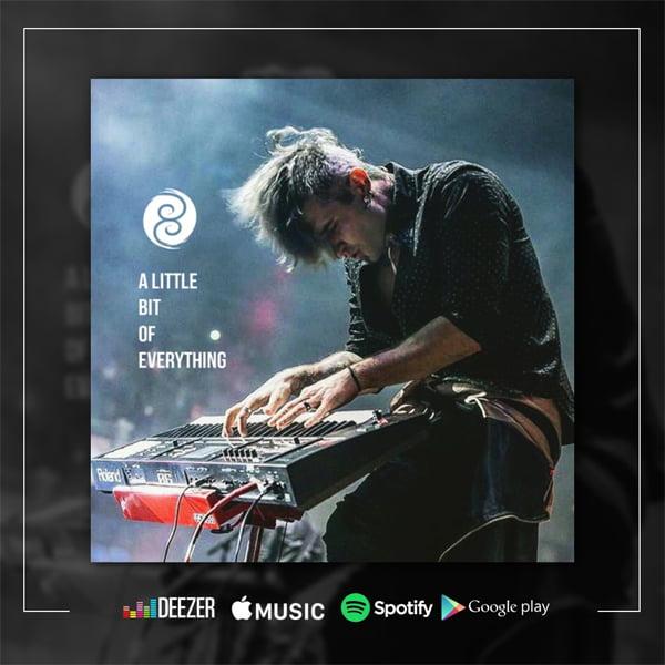 Junior Carelli lança trabalho solo instrumental em todas as plataformas digitais